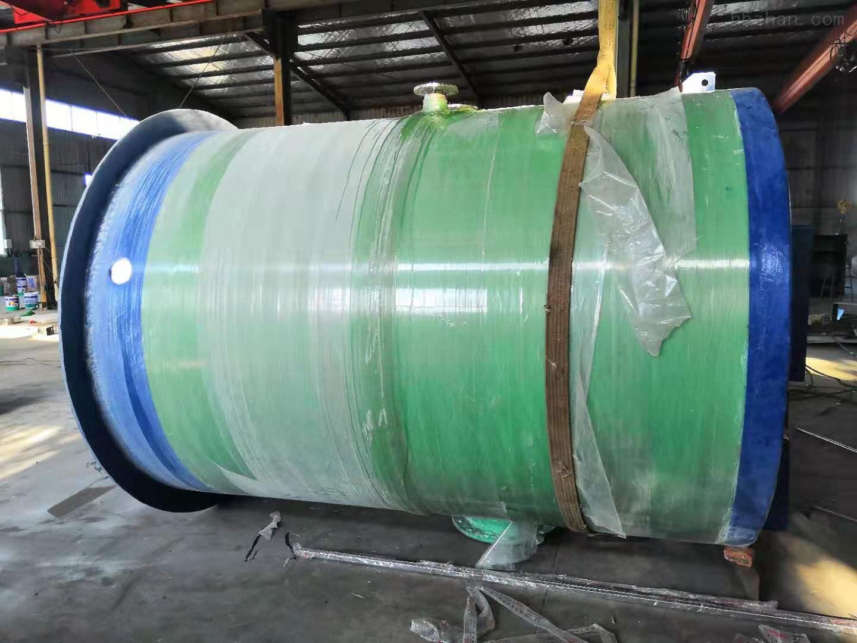 广州GRP污水提升泵站厂家