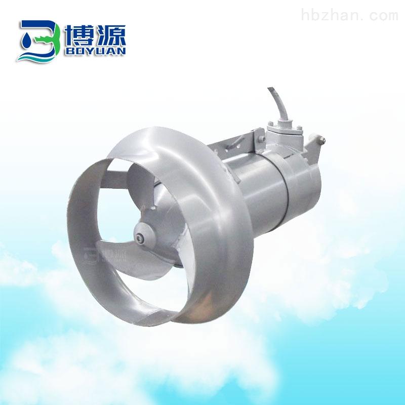 河南氧化沟潜水搅拌机型号规格