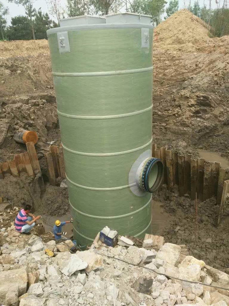 宜春 一体化污水装置