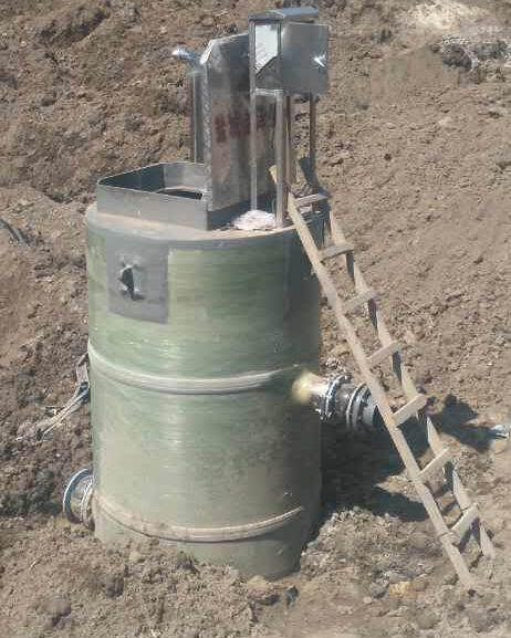 新余 GRP污水泵站
