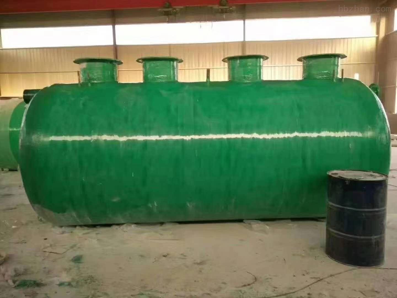 拉萨污水处理一体化设备价格