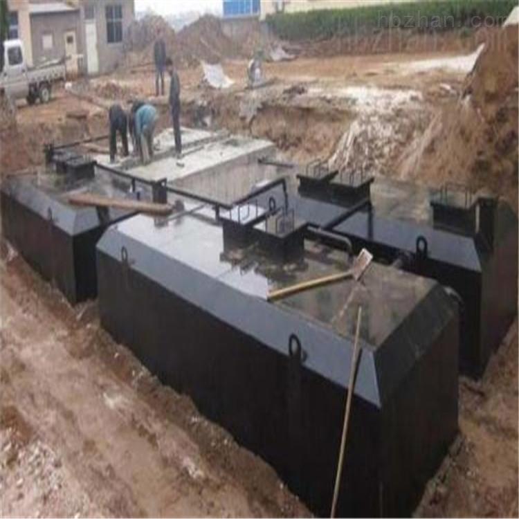 生活一体化污水设备 销售