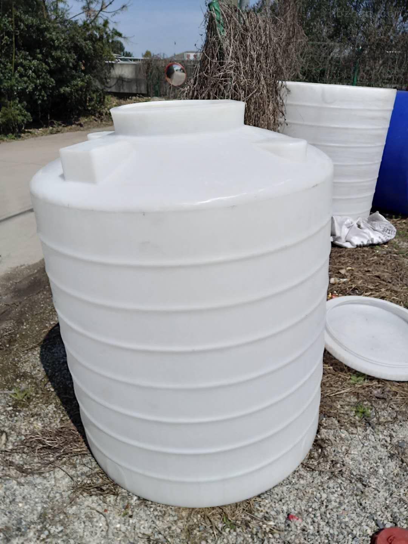 烟台1.5吨塑料储罐  杀菌灭藻剂搅拌罐