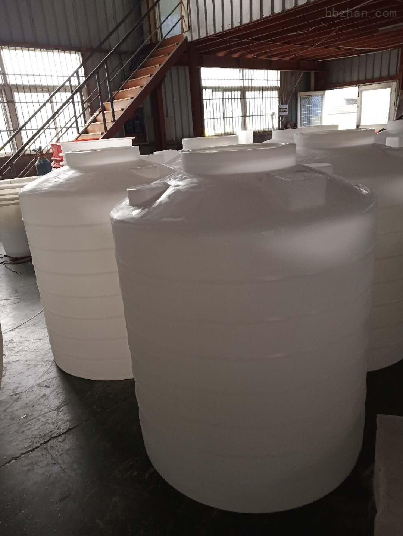 德州1.5立方塑料储水罐  粘泥剥离剂溶药罐