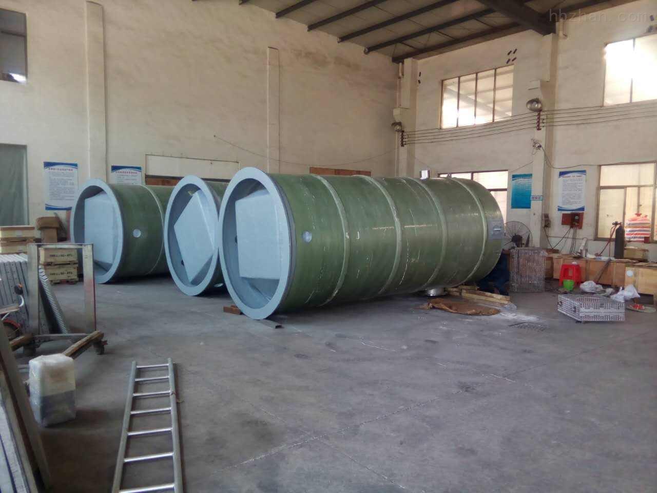 新余 地埋式雨水泵站