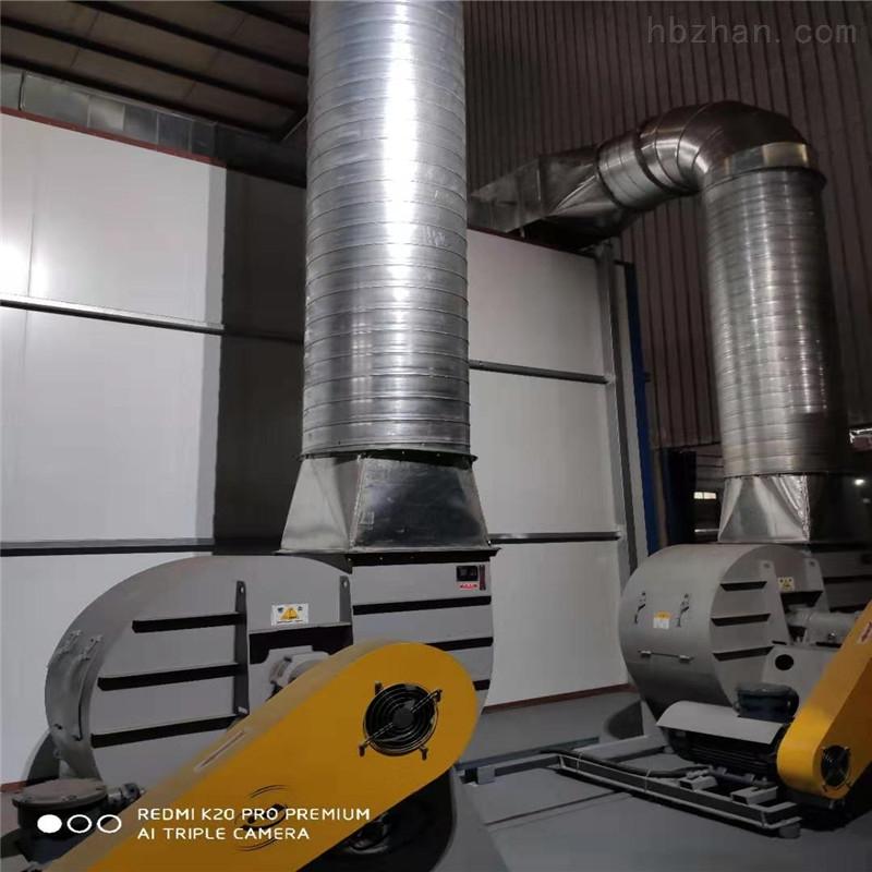 阜阳烤漆房废气处理设备厂家直销