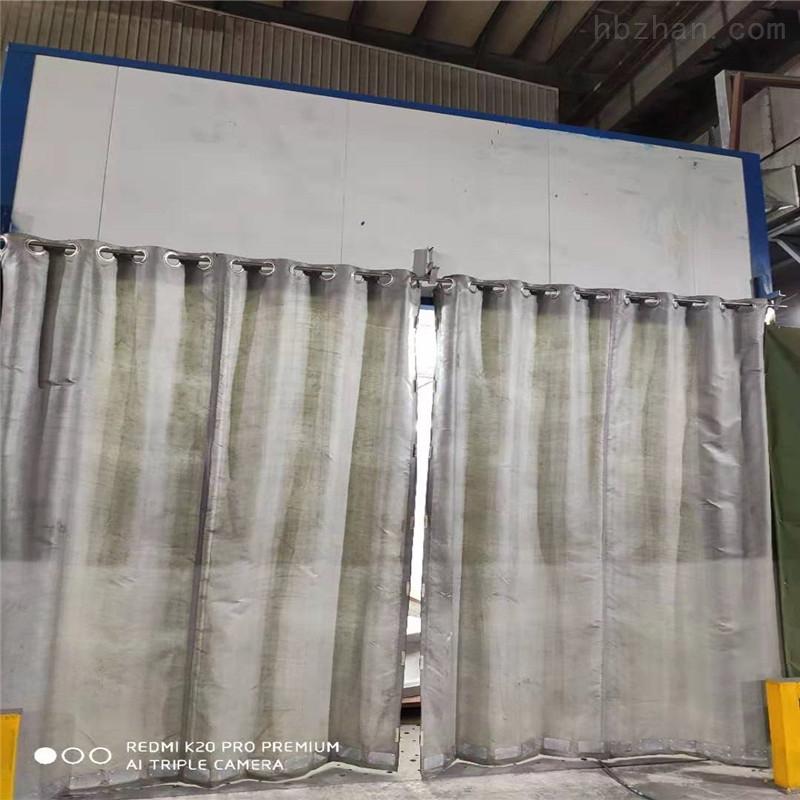 滁州侧吸式喷漆房设备*