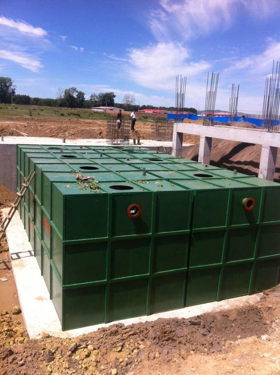 沧州养殖废水处理设备免费设计方案