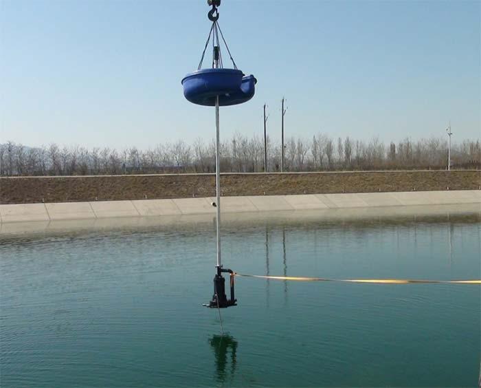 FQXB浮筒式潜水离心曝气机
