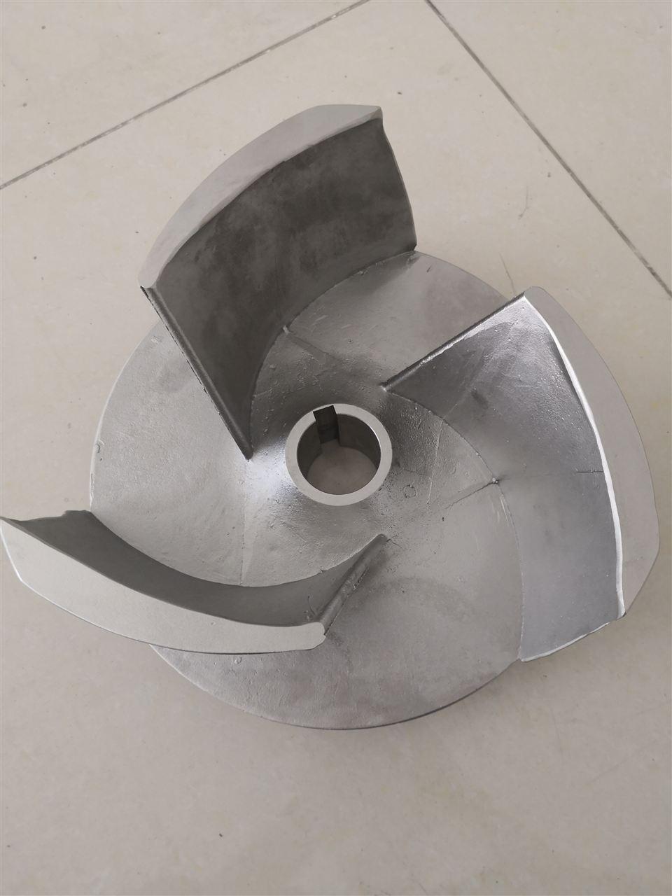 纸浆泵叶轮