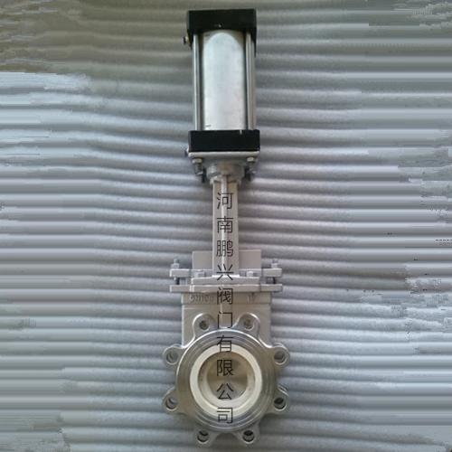 气动陶瓷刀闸阀1