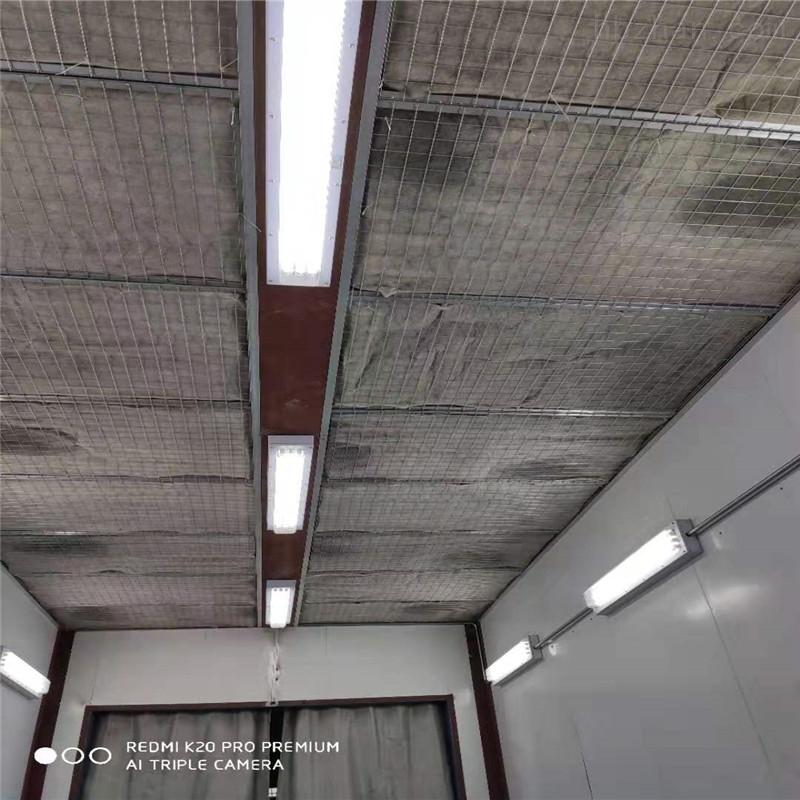 马鞍山侧吸式喷漆房设备生产厂家