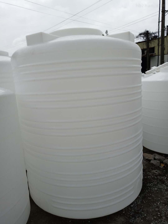 泰安4000升塑料水塔  外加剂储存罐