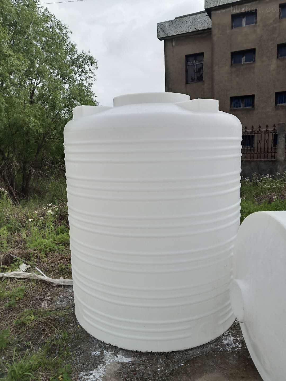 枣庄4000L塑料储水箱  外加剂储罐