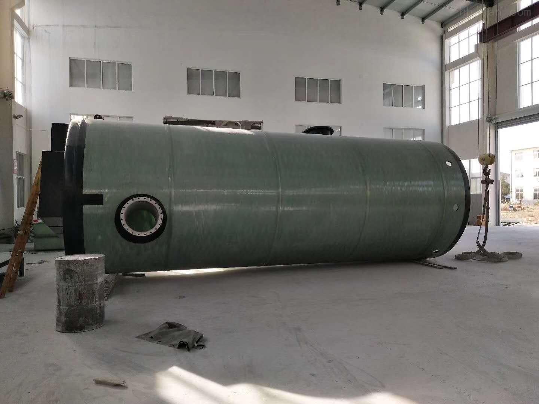 淄博一体化污水提升泵站*