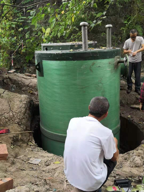 金华GRP污水提升泵站厂家