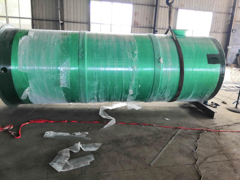南京GRP污水提升泵站厂家