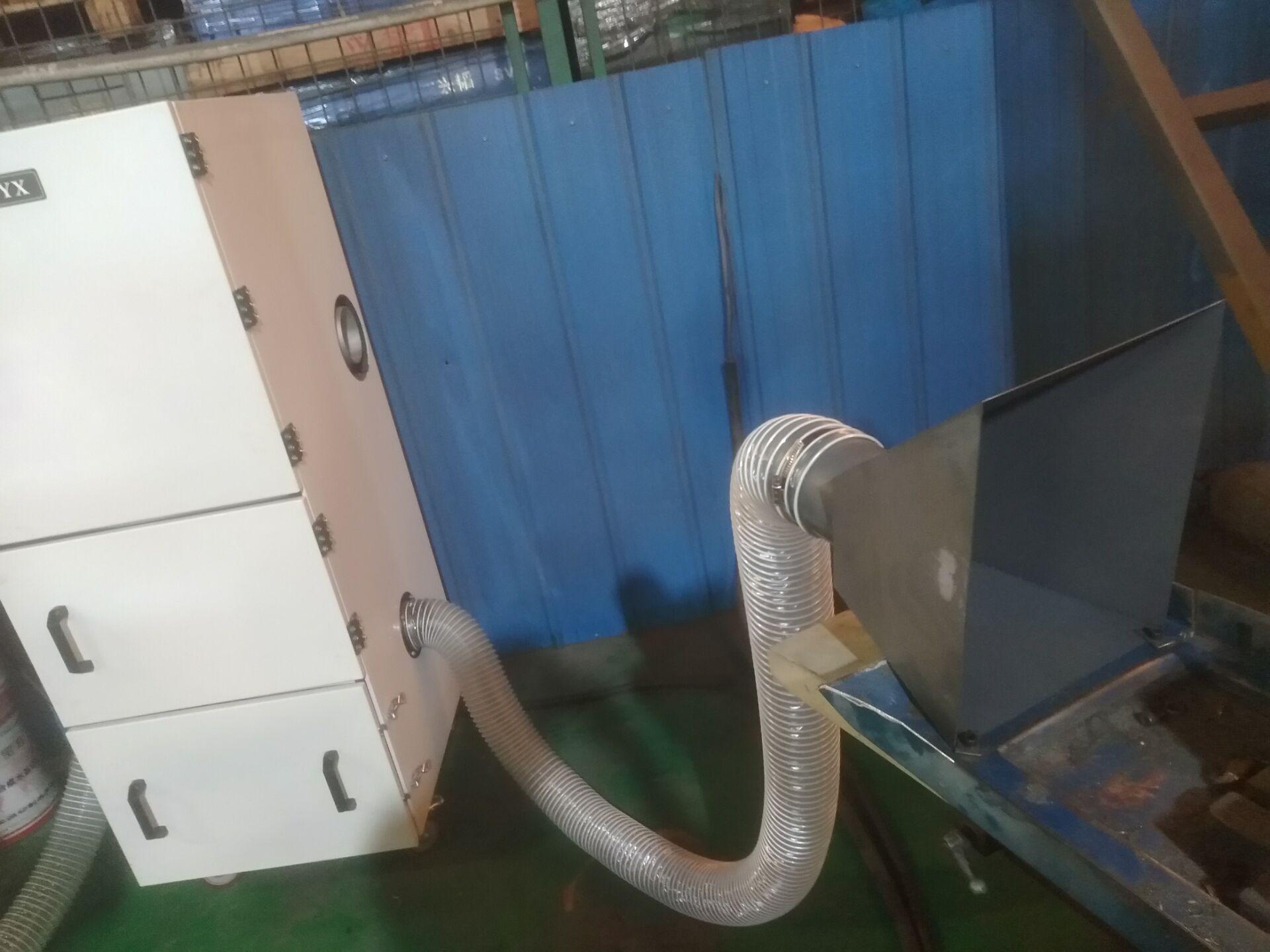工业磨床吸尘器 1.5KW磨床粉尘集尘机 率磨床集尘器厂家示例图18