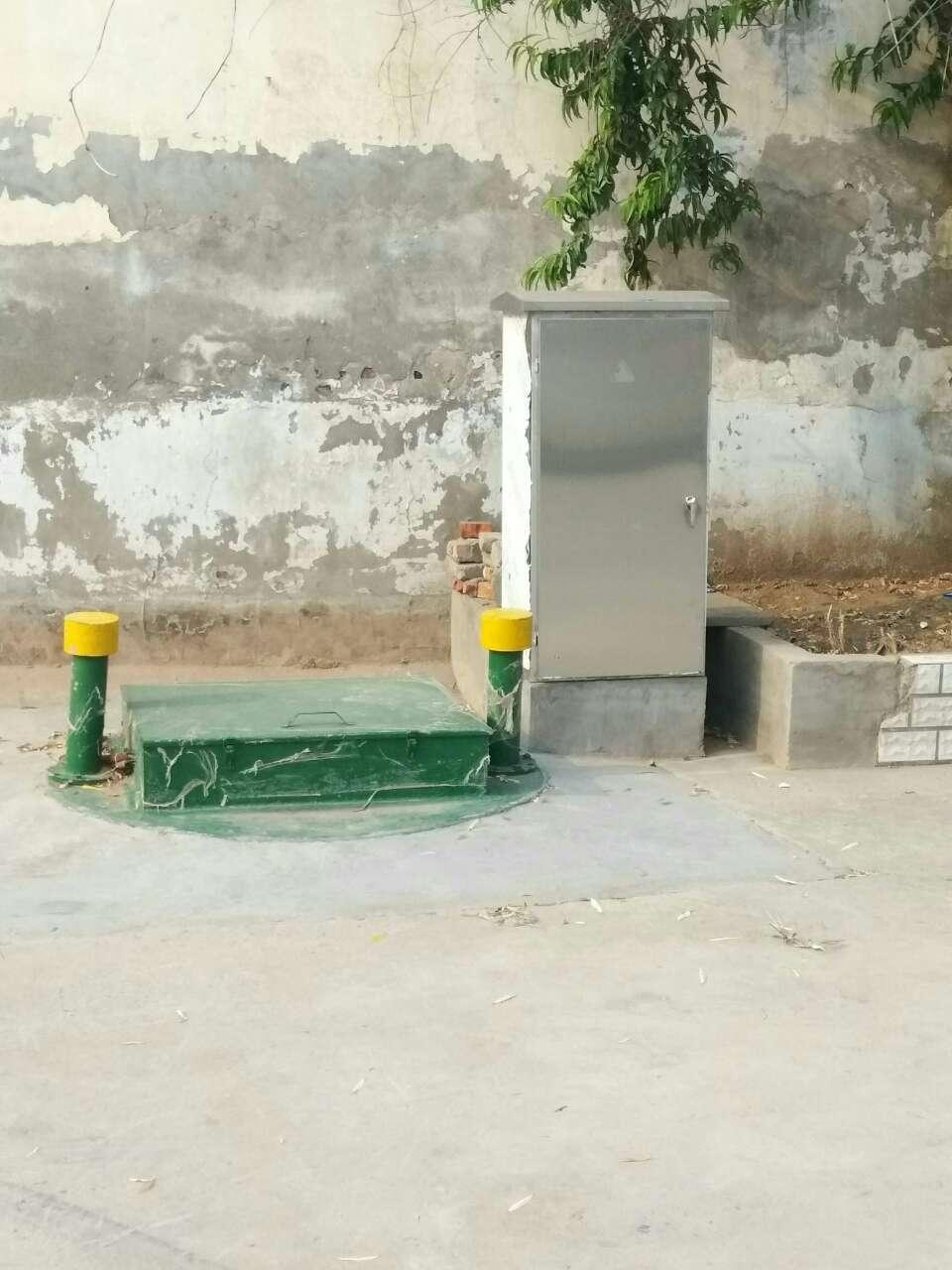 咸宁一体化污水提升泵站*